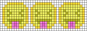 Alpha pattern #18859