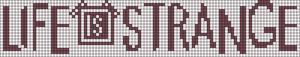 Alpha Friendship Bracelet Pattern #18861