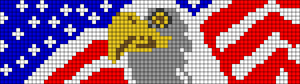 Alpha pattern #18869