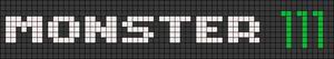 Alpha pattern #18879