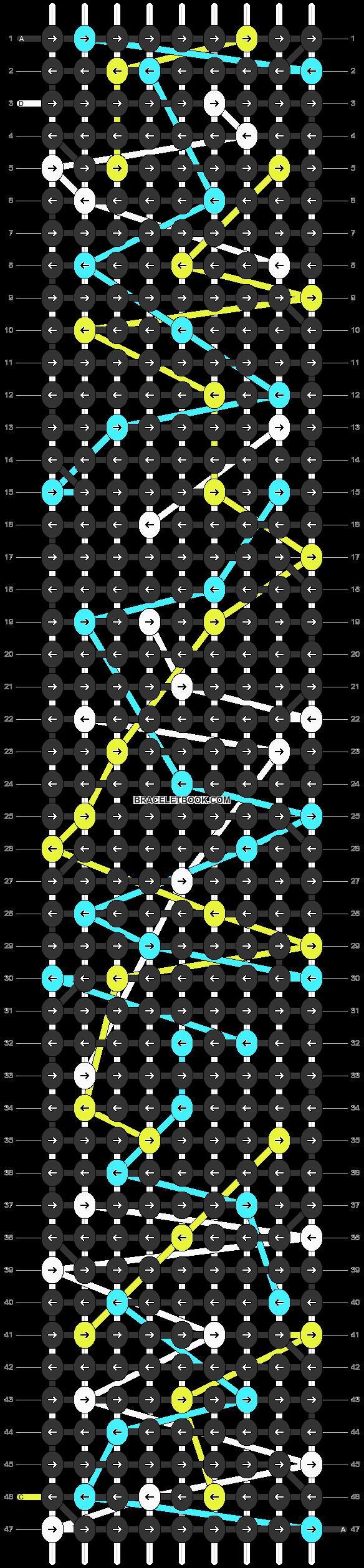 Alpha pattern #18886 pattern