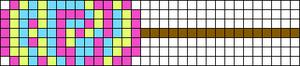 Alpha pattern #18899