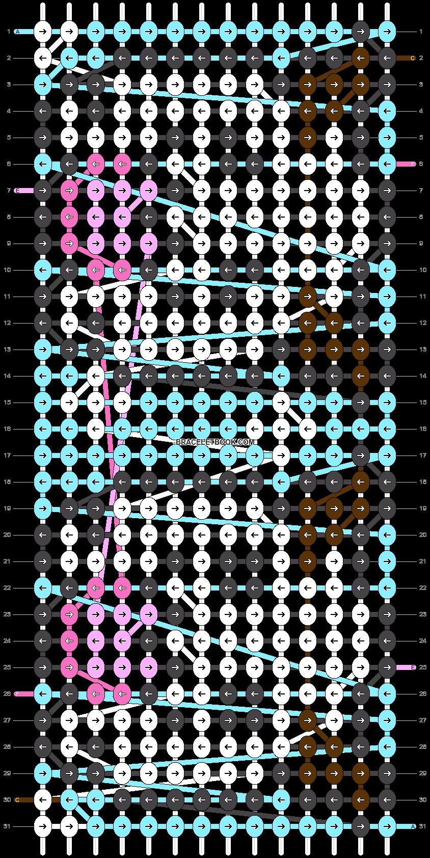 Alpha pattern #18919 pattern