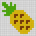 Alpha pattern #18924