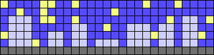 Alpha pattern #18925