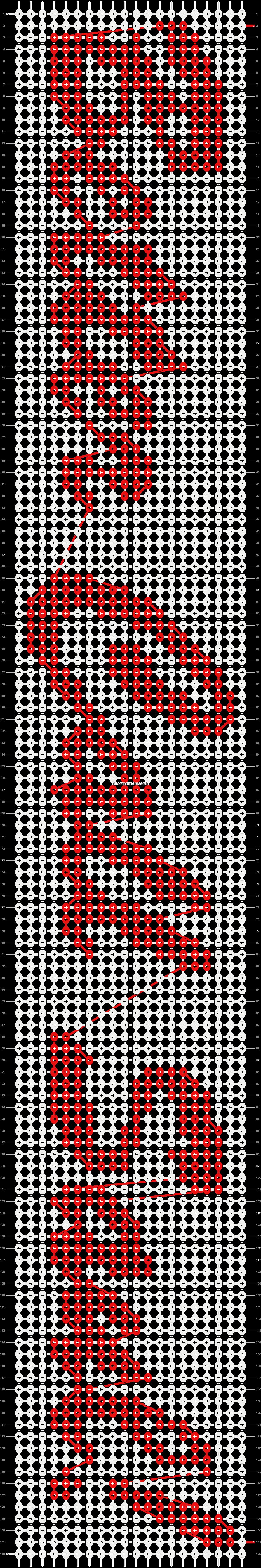 Alpha pattern #18929 pattern
