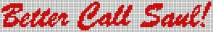 Alpha pattern #18929