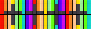 Alpha pattern #18943
