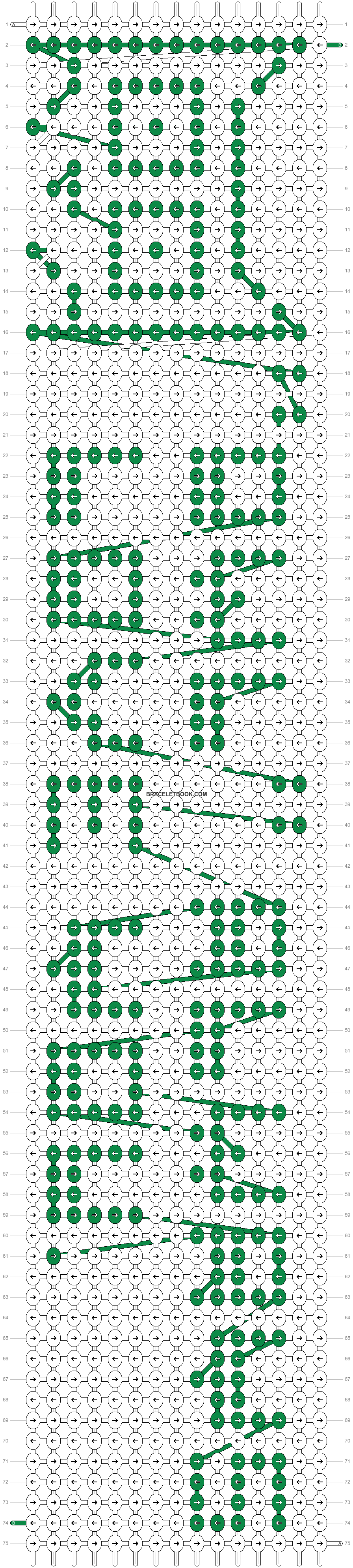 Alpha Pattern #18960 added by PinkOwl