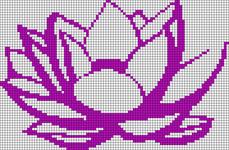 Alpha Friendship Bracelet Pattern #18962