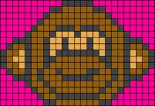 Alpha pattern #18963