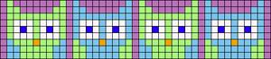 Alpha pattern #18969