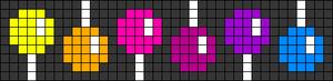 Alpha pattern #18975