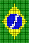Alpha pattern #18989