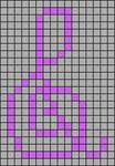 Alpha pattern #19003