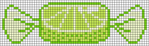Alpha pattern #19007