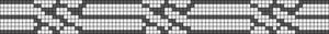 Alpha Friendship Bracelet Pattern #19009