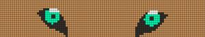 Alpha Friendship Bracelet Pattern #19012