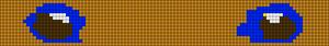 Alpha Friendship Bracelet Pattern #19014