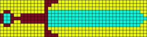 Alpha pattern #19041