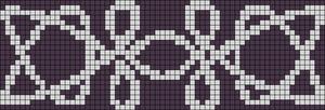 Alpha pattern #19053