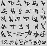 Alpha pattern #19055