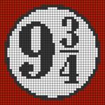 Alpha pattern #19066