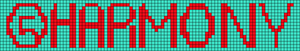 Alpha Friendship Bracelet Pattern #19067