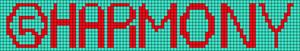 Alpha pattern #19067