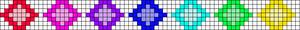 Alpha pattern #19092
