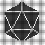 Alpha pattern #19096