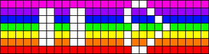 Alpha pattern #19099