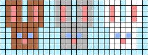 Alpha pattern #19106