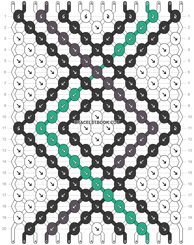 Normal pattern #19115 pattern