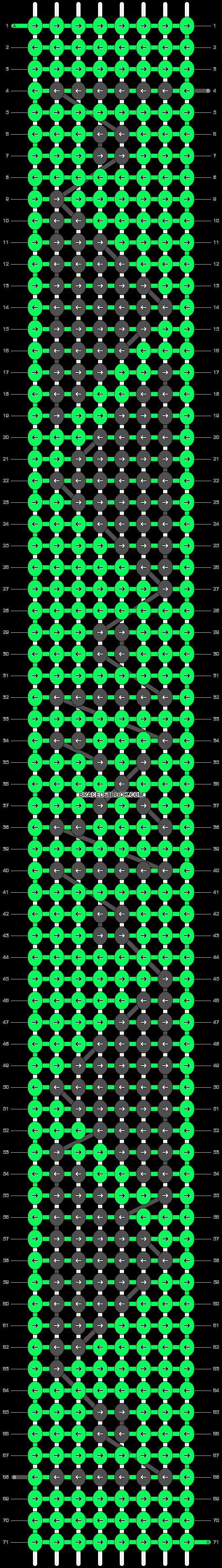 Alpha pattern #19129 pattern