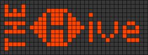 Alpha pattern #19133