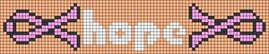 Alpha pattern #19135