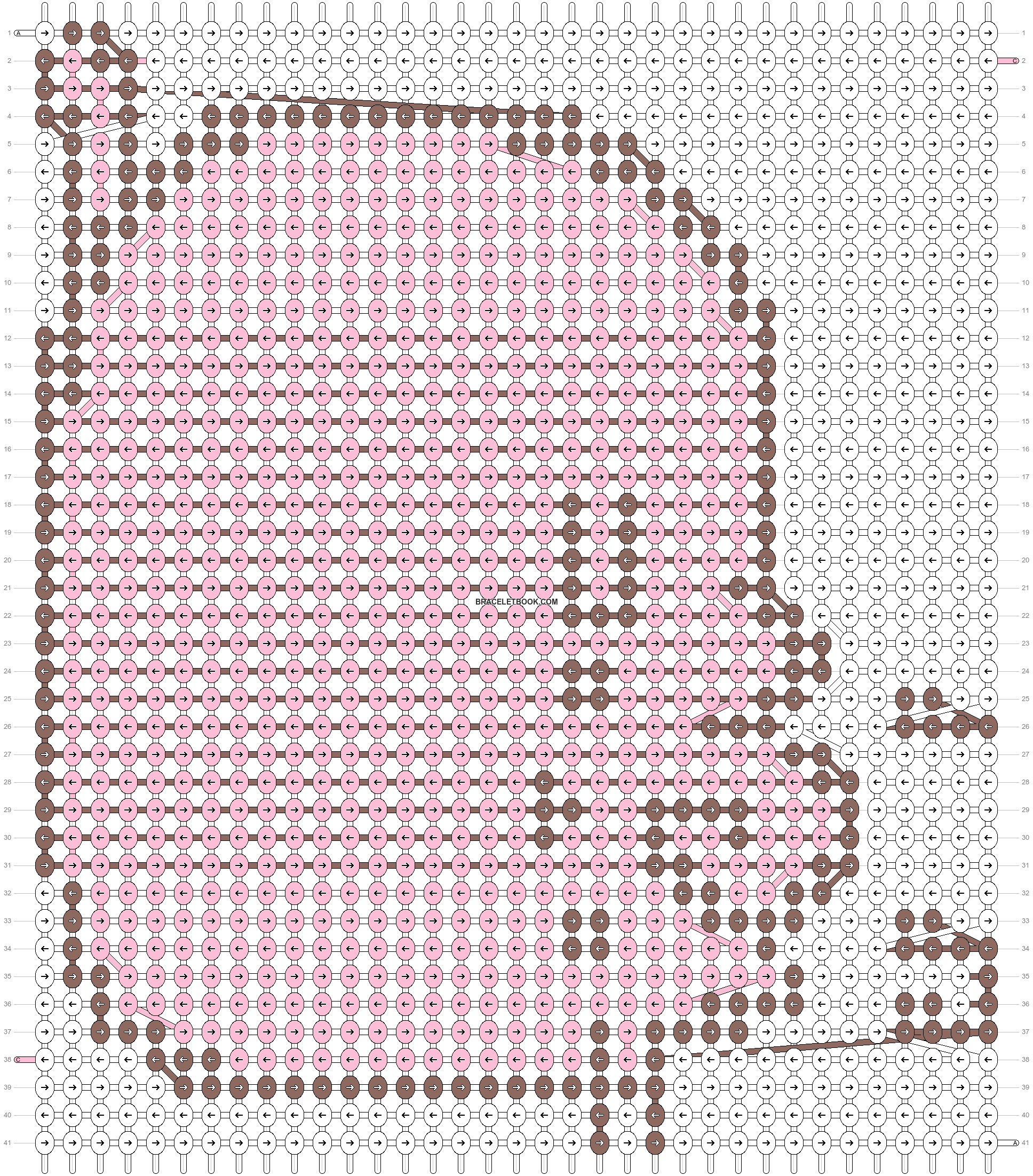 Alpha pattern #19137 pattern