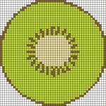 Alpha Friendship Bracelet Pattern #19141