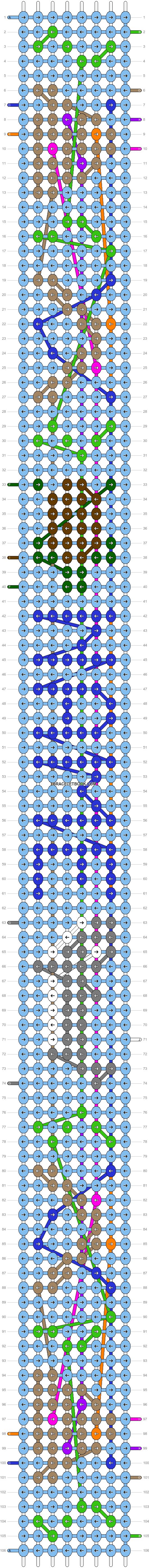 Alpha pattern #19143 pattern