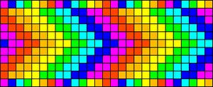 Alpha pattern #19158