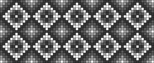 Alpha pattern #19159