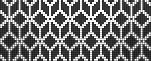 Alpha pattern #19162
