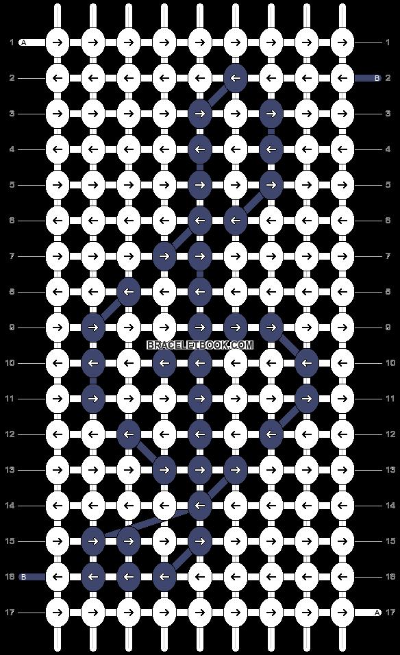 Alpha pattern #19169 pattern