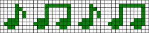Alpha pattern #19170