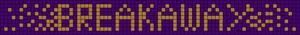 Alpha pattern #19192