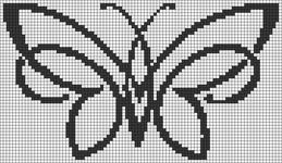 Alpha Friendship Bracelet Pattern #19193