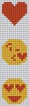 Alpha pattern #19198