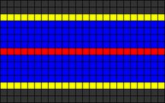 Alpha pattern #19199