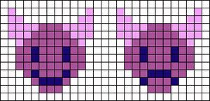 Alpha pattern #19207